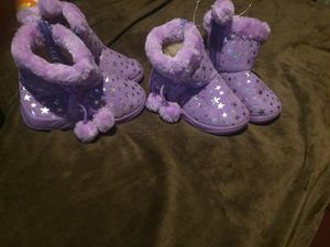 Girls toddler boots (Brand new ) for Sale in Dunean, SC