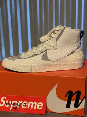 Nike sacai blazers for Sale in Henderson, NV