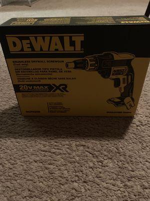 Dewalt Drywall gun only gun for Sale in Fairfax, VA