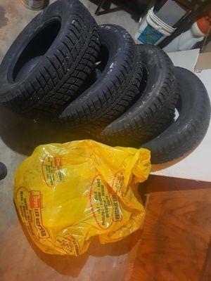 Winter Snow Tires for Sale in Auburn, WA