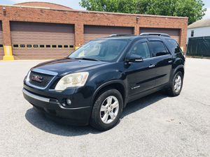 2008 GMC Acadia SLT AWD for Sale in Adelphi, MD