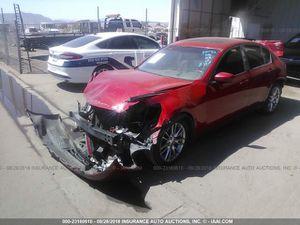2009 Infiniti G37 for parts for Sale in Phoenix, AZ