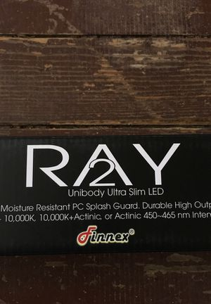 """Ray 2 LED 24"""" Fresh Water Fish Tank light for Sale in Jersey City, NJ"""