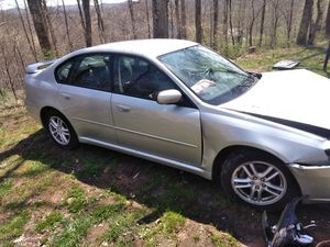 2005 Subaru legacy 2.5 ltr for Sale in Horner, WV