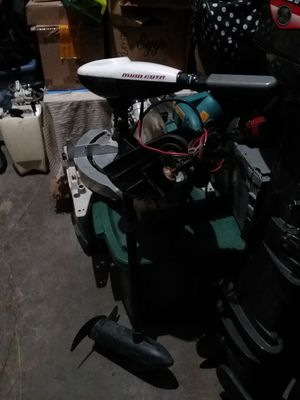 30lb thrust minn kota troller for Sale in Sumner, WA