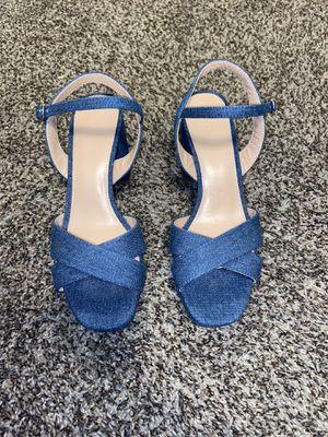 Denim heels for Sale in Victorville, CA