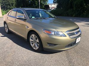 2012 Ford Taurus Limited AWD for Sale in Winchester, MA