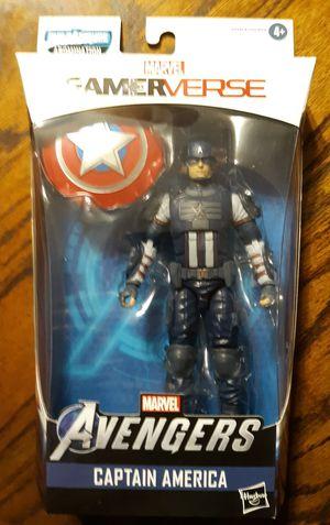 Marvel Legends Gameverse Captain America for Sale in Montclair, CA