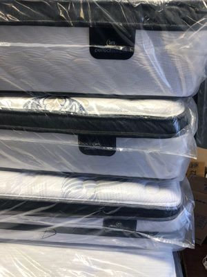 Brand new serta mattresses box spring sold separate for Sale in Camden, NJ