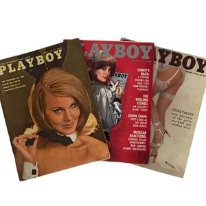 Vintage Playboy Magazines for Sale in Los Angeles, CA