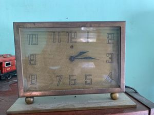 Vintage antique General Electric clock for Sale in Queens, NY