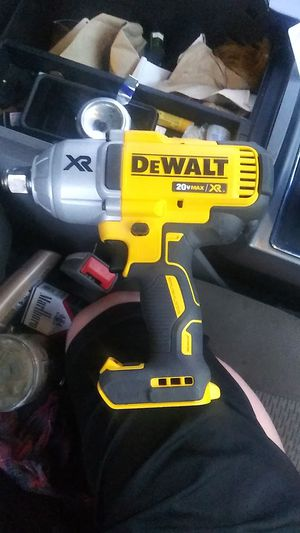 "dewalt 3\4"" Torque wrench impact for Sale in West Linn, OR"