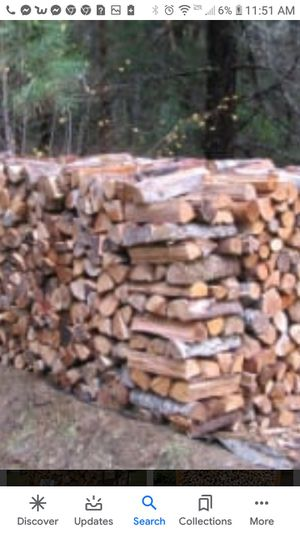 Fire wood 2 cords of alder for Sale in Langley, WA
