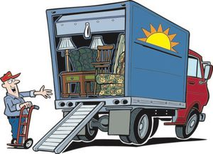 $50 moving and hauling for Sale in US