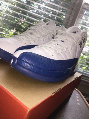 Jordan French blue 12 for Sale in Washington, DC