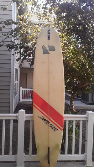 Santa Cruz Taylor made surfboard for Sale in Oakley, CA