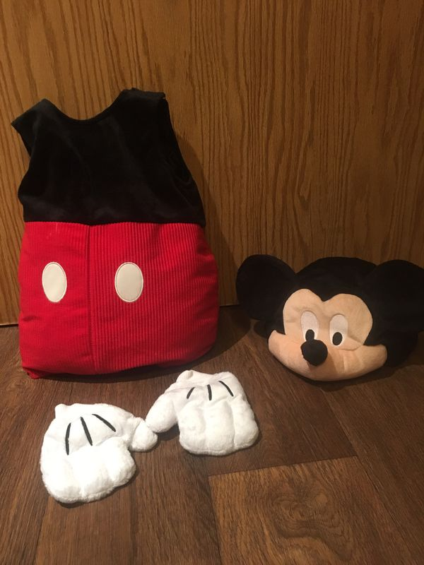 MICKEY MOUSE COSTUME🎃👻