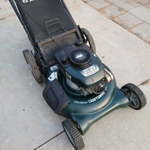 """Craftsman (21"""") 6.0hp ( ready to mow ) Lawn Mower for Sale in Anaheim, CA"""