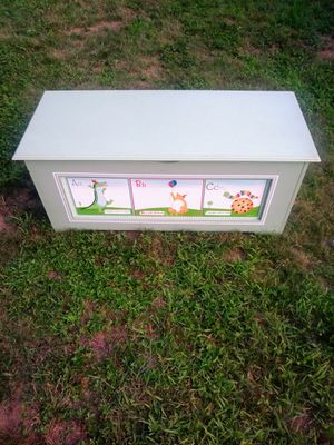 Toy box / bench for Sale in Springfield, MA