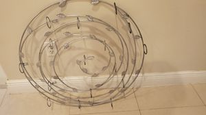 Circle candle holder 20$ for Sale in Hialeah, FL
