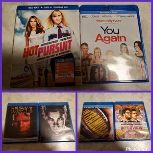 7 Blu-Rays - $10 for Sale in Gastonia, NC