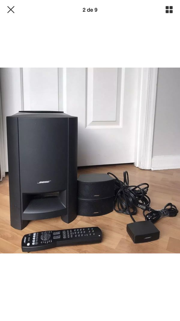 Bose home system