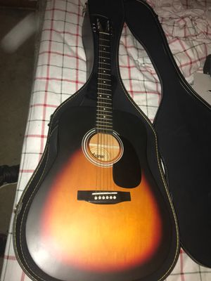 Lauren acoustic guitar brand new in case for Sale in Bessemer, AL