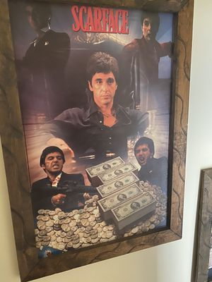 Scarface pictures for Sale in Vallejo, CA