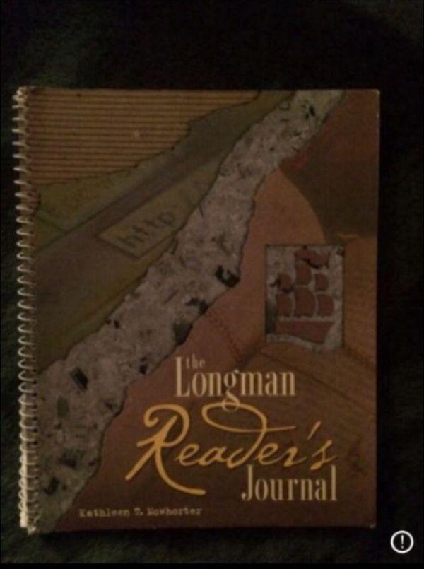 The Longman Reader's Journal - College Textbook w code