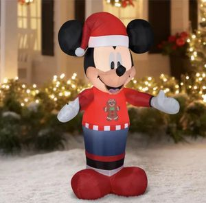 Disney Mickey Mouse Airblown Inflatable for Sale in El Monte, CA