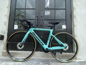 2021 Bianchi Road Bike ARIA Disc Ultegra - Celeste for Sale in Miami, FL