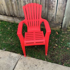 Two Kids Plastic Chairs for Sale in Santa Ana, CA