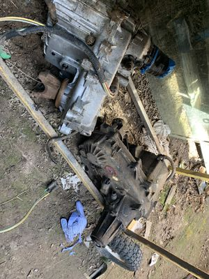 Jeep transfer case for Sale in Salinas, CA