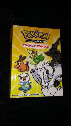 Pokemon Pocket Comics book for Sale in Houston, TX