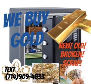 Jewelry Gold accessories for Sale in Stanton, CA