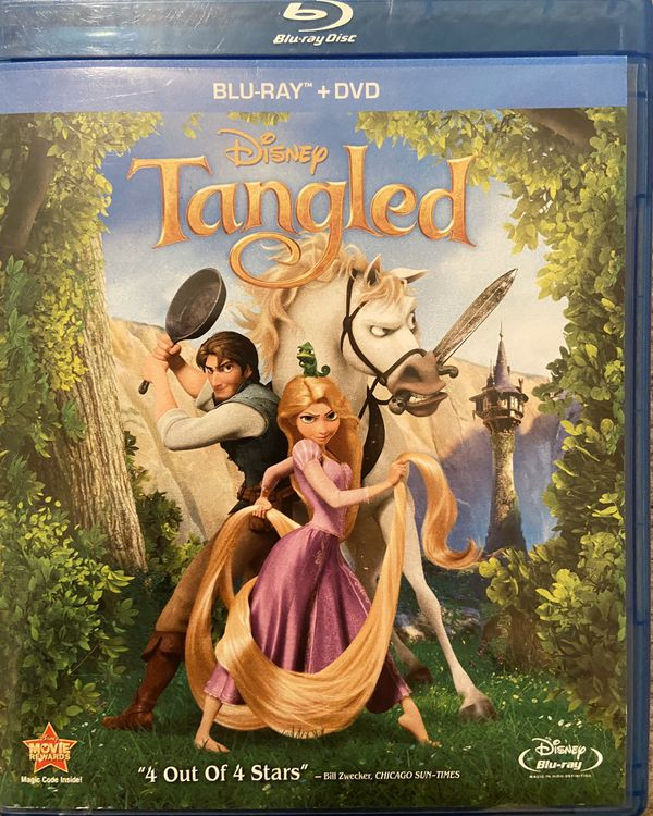 Tangled Disney movie