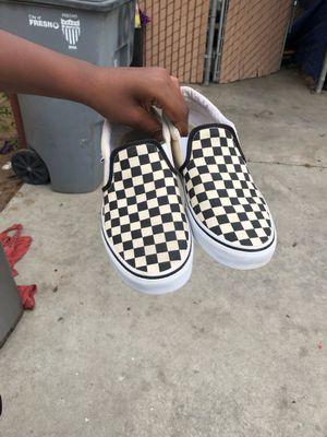 Checker vans sz9 mens for Sale in Fresno, CA