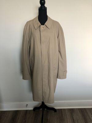 Men's Burberry trench coat size 42 for Sale in Dunedin, FL