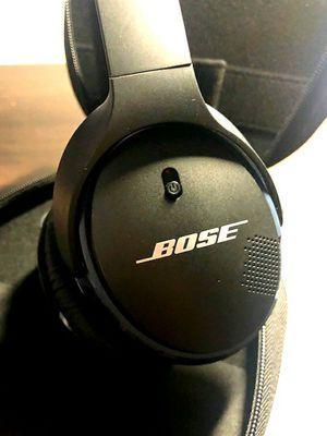 Bose Around Ear Wireless Headphones II. $150 OBO for Sale in San Diego, CA