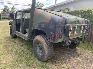 Humvee hmmwv h1 am general slant back for Sale in Miami, FL