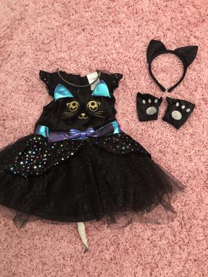 Toddler cat costume for Sale in Fort Lauderdale, FL