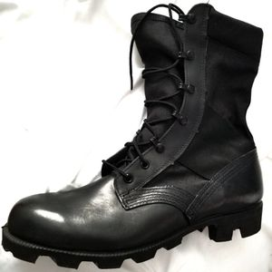 Military Combat Mens Leather Boots for Sale in Chula Vista, CA