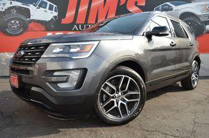 2016 Ford Explorer for Sale in Lomita, CA