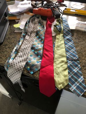 Claiborne, Jones New York, Nautica, Van Heusen Ties for Sale in Phenix City, AL
