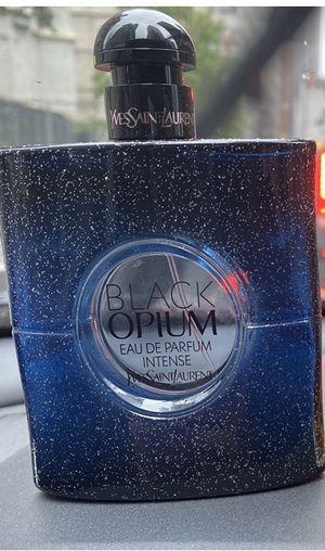 YSL Women Fragrance Black Opium Eau de Parfum Intense for Sale in Queens, NY