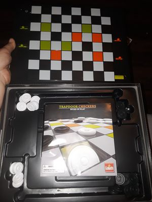 Trapdoor Checkers for Sale in Fairfield, CA