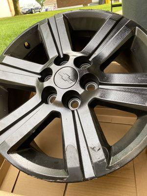 18 inch OEM Traverse rims $60 for Sale in Glen Burnie, MD