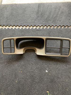 03-06 Chevy/GMC dash trim bezel for Sale in Watauga, TX