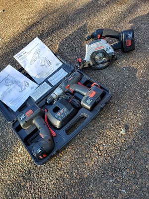 Craftsman power tools for Sale in Lebanon, TN