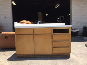 Used kitchen cabinets for Sale in Riverside, CA